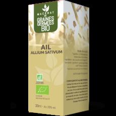 Macérat de graines germées d'Ail Bio 30ml