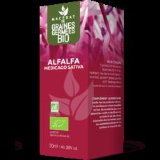 Macérat de graines germées d'Alfalfa Bio 30ml