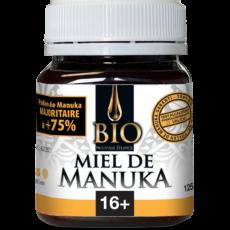 Miel de Manuka Bio 16+ 125gr