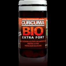 Curcuma Bio Extra Fort 60 géllules