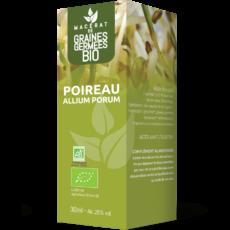 Macérats de graines germées de Poireau Bio 30ml